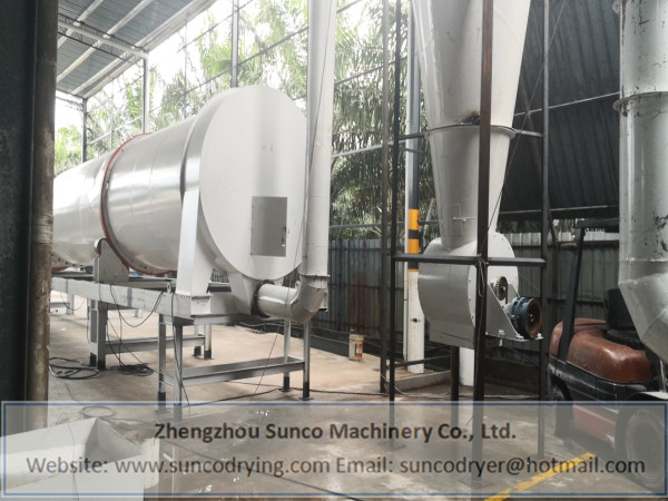 Wood Chip Dryer Malaysia