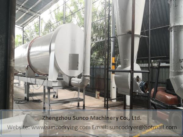 Wood Chip Dryer Malaysia