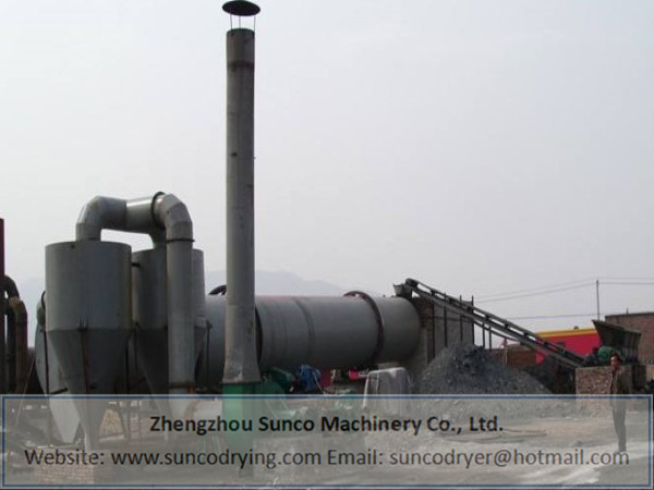 Sludge Dryer in Datong