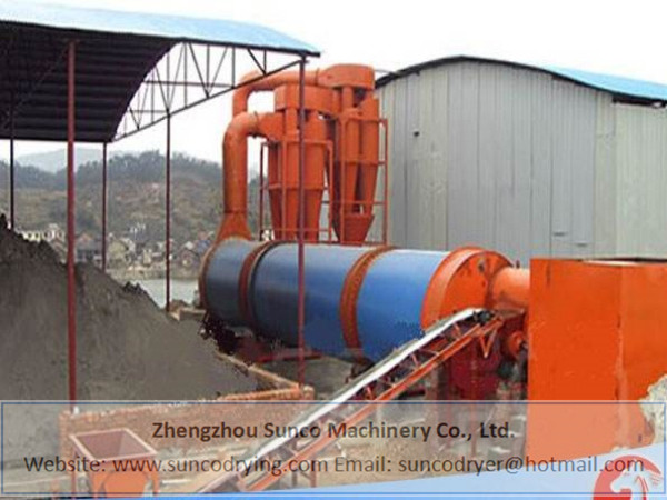 Fly Ash Dryer in India