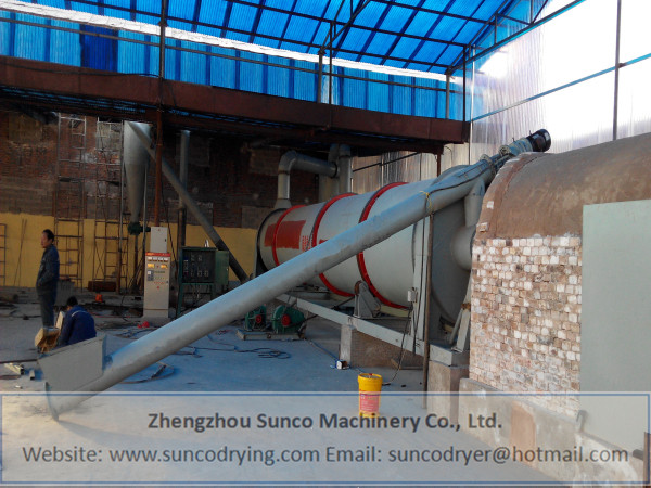 Paper Pulp Dryer in Xinxiang