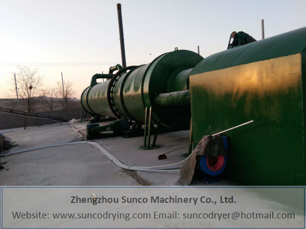 Poultry Manure Dryer