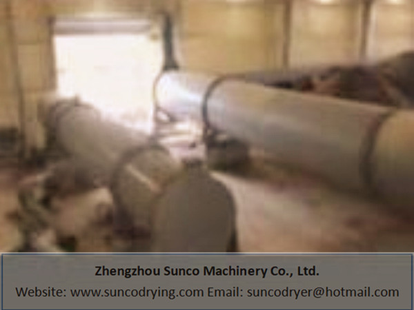 Poultry Manure Dryer in USA