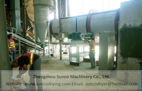Rotary Sand Dryer,sand drying machine, silica sand drum dryer