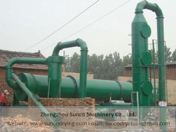 small poultry manure dryer, chicken manure dryer