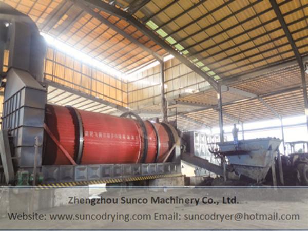 chicken manure drying machine, chicken manure dryer, chicken manure drier