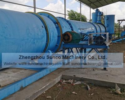 Chicken Manure Drying Plant, chicken manure dryer, chicken manure drying machine